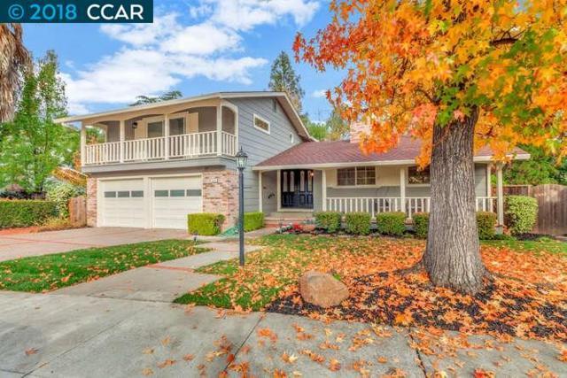 3124 Bowling Green Ct, Walnut Creek, CA 94598 (#40818694) :: RE/MAX Blue Line