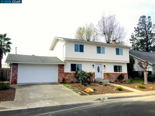 881 Brittany Ln, Concord, CA 94518 (#40818717) :: Armario Venema Homes Real Estate Team