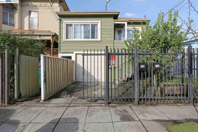 720 Sycamore, Oakland, CA 94612 (#40818718) :: RE/MAX TRIBUTE