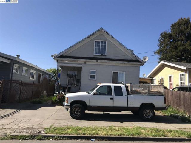 1707 69Th Ave, Oakland, CA 94621 (#40818745) :: The Rick Geha Team