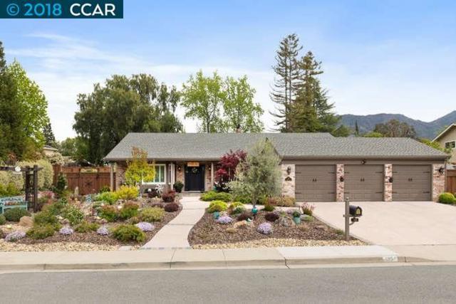 195 Mt Wilson Way, Clayton, CA 94517 (#40818796) :: Estates by Wendy Team