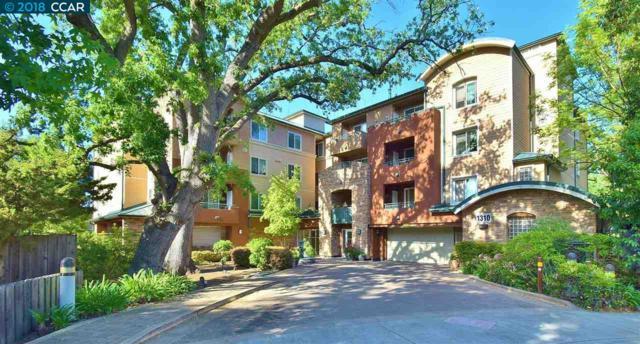 1310 Creekside Drive #201, Walnut Creek, CA 94596 (#40818874) :: Estates by Wendy Team