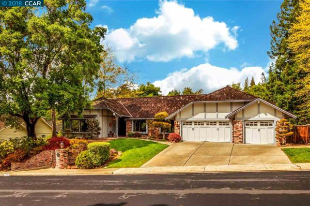 1449 Emmons Canyon Dr, Alamo, CA 94507 (#40818910) :: Estates by Wendy Team