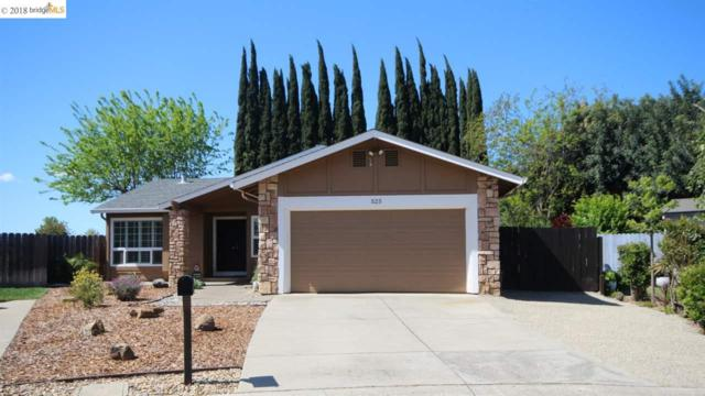 525 Heather Pl., Brentwood, CA 94513 (#40818923) :: Estates by Wendy Team