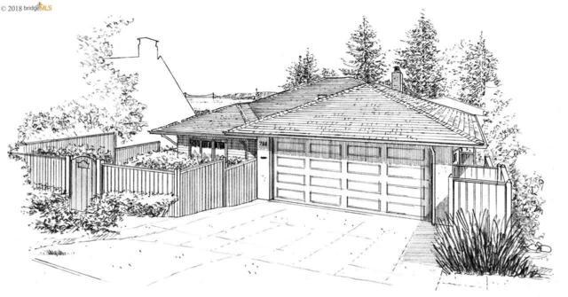 788 Euclid Ave, Berkeley, CA 94708 (#40818995) :: RE/MAX TRIBUTE
