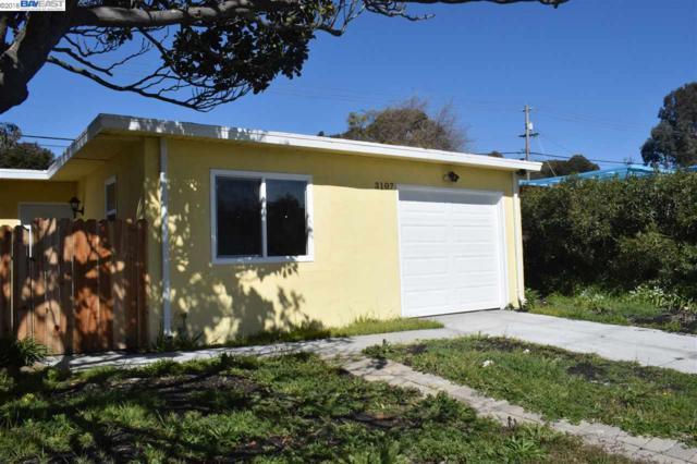 3107 Henderson Dr, Richmond, CA 94806 (#40819135) :: The Rick Geha Team