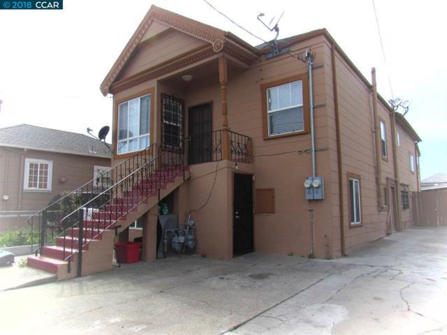 833 Portwood Ave, Oakland, CA 94601 (#40819198) :: The Rick Geha Team