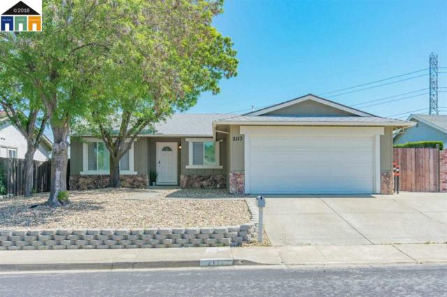 2113 Sugartree Dr, Pittsburg, CA 94565 (#40819277) :: RE/MAX TRIBUTE