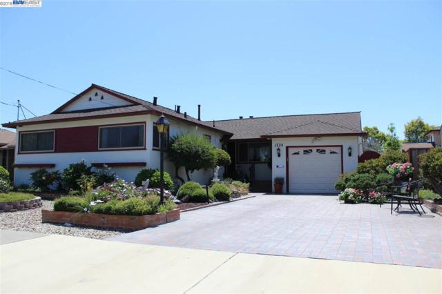 1774 Boxwood Ave, San Leandro, CA 94579 (#40820098) :: The Rick Geha Team