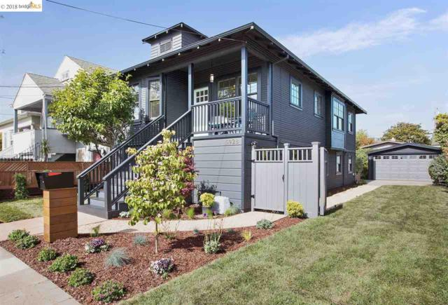 5928 Fremont St, Oakland, CA 94608 (#40820427) :: The Rick Geha Team