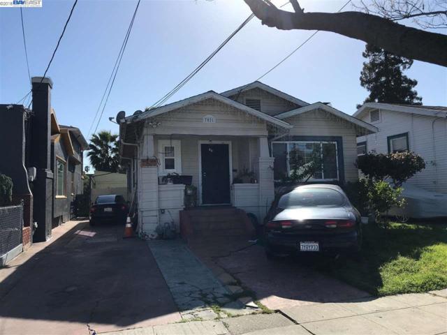 7021 Fresno St, Oakland, CA 94605 (#40821222) :: Armario Venema Homes Real Estate Team