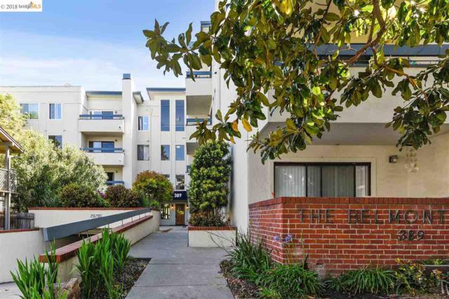 389 Belmont St #206, Oakland, CA 94610 (#40821235) :: Estates by Wendy Team