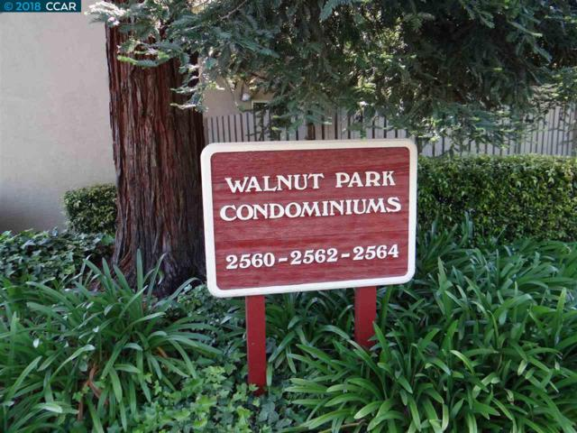 2560 Walnut Blvd #21, Walnut Creek, CA 94596 (#40821395) :: Estates by Wendy Team