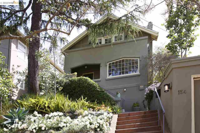 154 Ricardo Ave, Piedmont, CA 94611 (#40821427) :: The Grubb Company