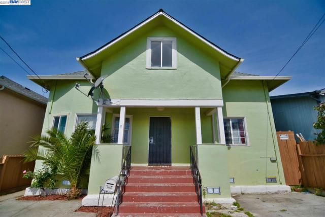 1649 34Th Ave, Oakland, CA 94601 (#40821459) :: Estates by Wendy Team