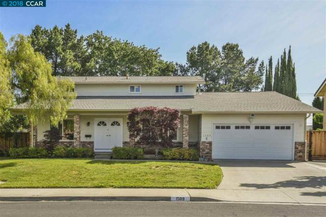 1509 Longford Court, Walnut Creek, CA 94598 (#40821564) :: The Rick Geha Team