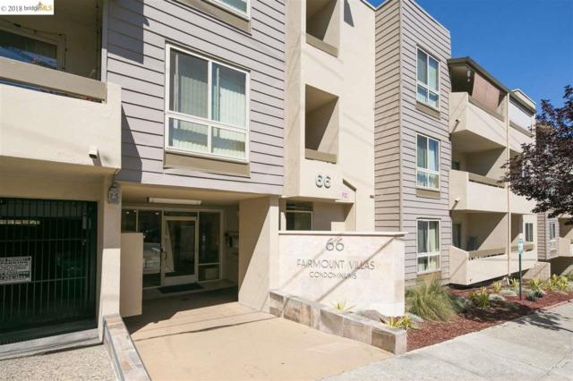 66 Fairmount Ave #414, Oakland, CA 94611 (#40821690) :: Estates by Wendy Team