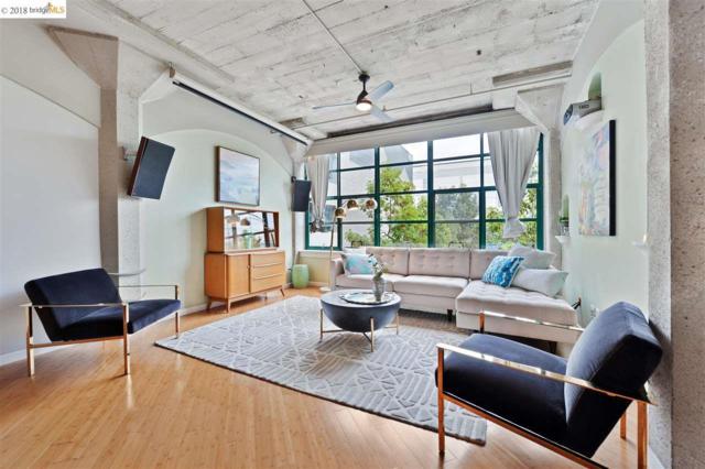 737 2ND ST. #205, Oakland, CA 94607 (#40821825) :: Estates by Wendy Team