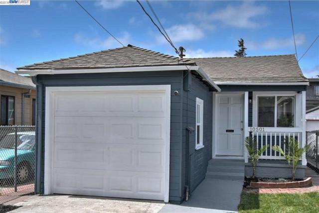 10501 Dante Ave, Oakland, CA 94603 (#40821875) :: The Rick Geha Team