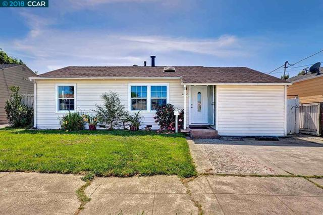 2422 Mcbryde Ave, Richmond, CA 94804 (#40821948) :: Estates by Wendy Team