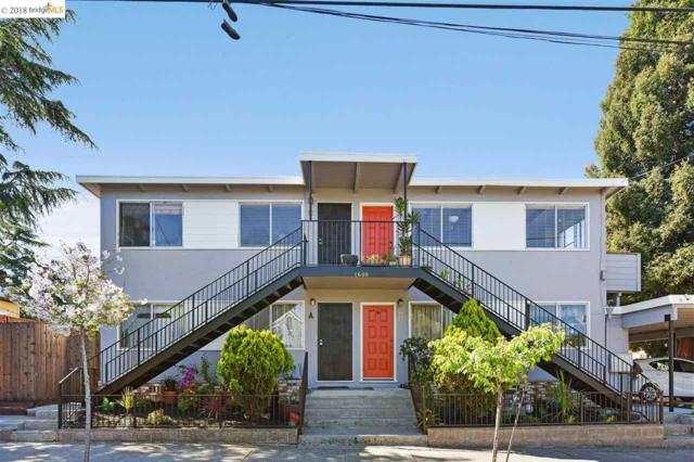 1600 Stuart St, Berkeley, CA 94703 (#40822000) :: Estates by Wendy Team