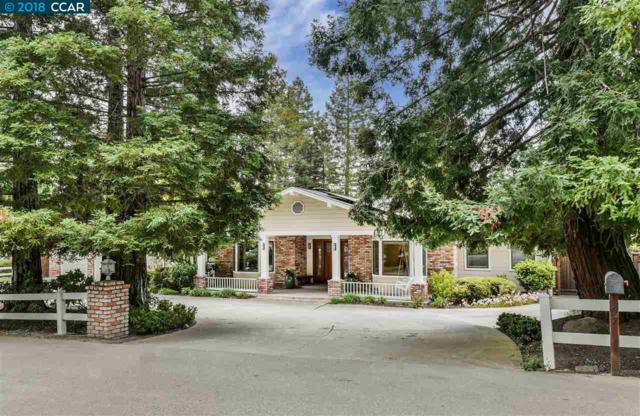 97 Bunce Meadows Dr, Alamo, CA 94507 (#40822133) :: Realty World Property Network