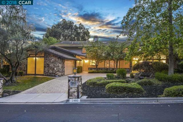 2493 Roundhill Drive, Alamo, CA 94507 (#40822138) :: Realty World Property Network