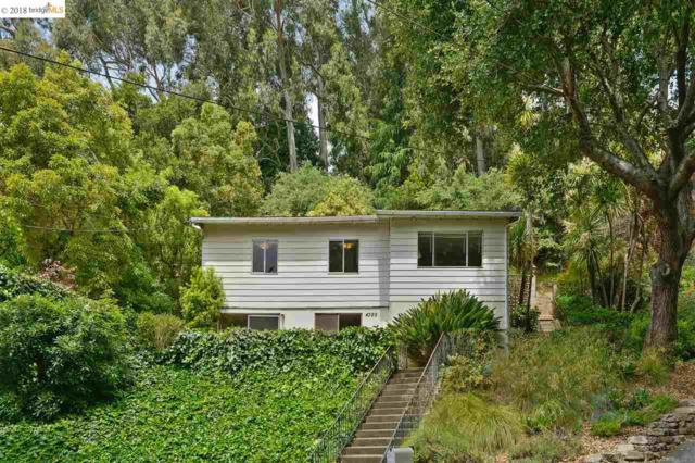 4399 Whittle Ave, Oakland, CA 94602 (#40822320) :: The Rick Geha Team