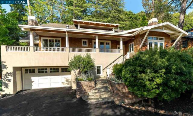 7 La Cintilla, Orinda, CA 94563 (#40822433) :: Armario Venema Homes Real Estate Team