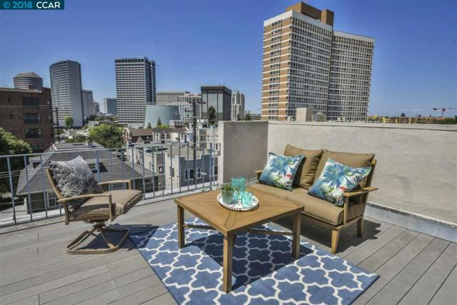 280 Park View Ter #400, Oakland, CA 94610 (#40822539) :: Estates by Wendy Team