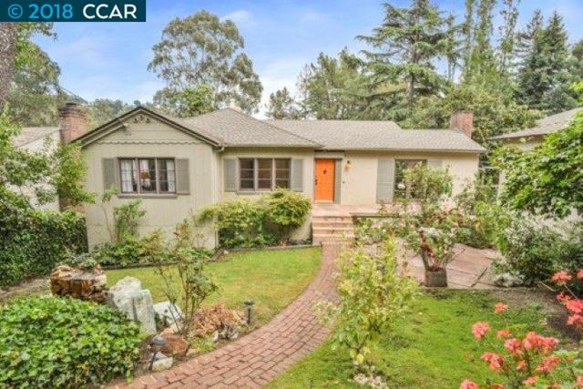 5970 Bruns Court, Oakland, CA 94611 (#40822602) :: The Grubb Company