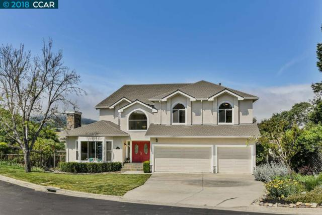 400 Castle Crest Rd., Alamo, CA 94507 (#40822605) :: Realty World Property Network