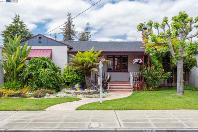 509 Fortuna Ave, San Leandro, CA 94577 (#40822613) :: The Grubb Company
