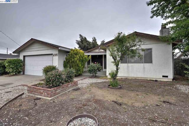 496 El Caminito, Livermore, CA 94550 (#40822660) :: Realty World Property Network