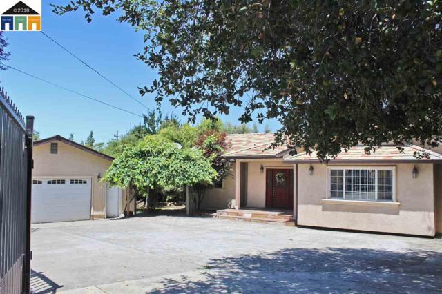 1468 East Ave, Hayward, CA 94541 (#40822709) :: Armario Venema Homes Real Estate Team