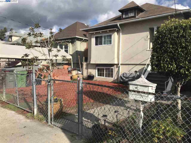 1530 40Th Ave, Oakland, CA 94601 (#40822737) :: The Rick Geha Team