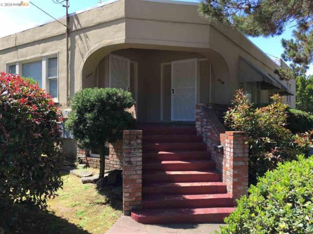 3440 Seminary Ave, Oakland, CA 94605 (#40822779) :: Armario Venema Homes Real Estate Team