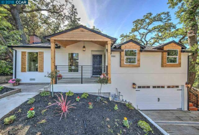 944 Hawthorne Dr, Lafayette, CA 94549 (#40822806) :: Realty World Property Network