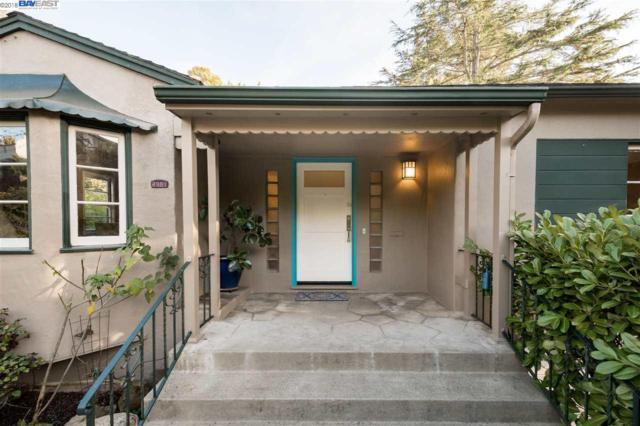 4981 Harbord Drive, Oakland, CA 94618 (#40822822) :: The Grubb Company