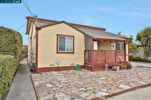 939 S 45th, Richmond, CA 94804 (#40822890) :: The Grubb Company