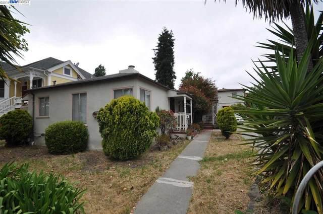 854 61St St, Oakland, CA 94608 (#40822916) :: The Grubb Company