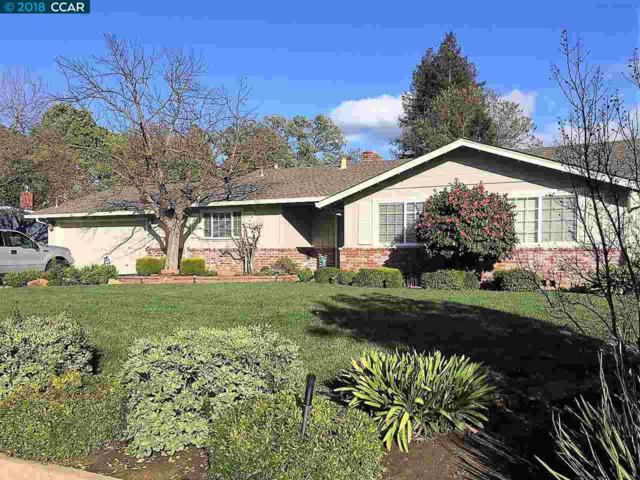 3731 Bon Homme Way, Concord, CA 94518 (#40822927) :: Realty World Property Network
