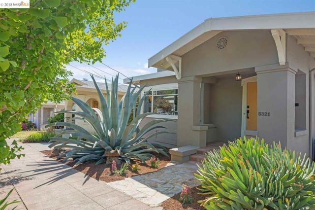 5321 Thomas Ave, Oakland, CA 94618 (#40823035) :: Estates by Wendy Team