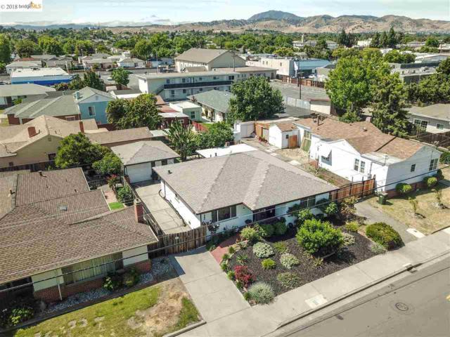 100 E 16Th St, Antioch, CA 94509 (#40823083) :: Estates by Wendy Team