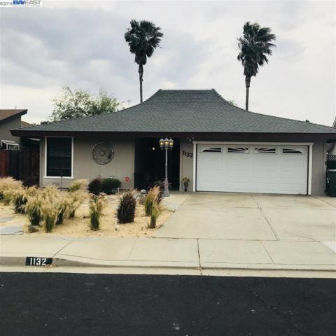1132 Beach Ct, Discovery Bay, CA 94505 (#40823278) :: Armario Venema Homes Real Estate Team