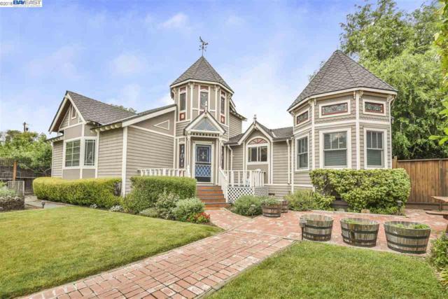 596 Creekside Rd, Pleasant Hill, CA 94523 (#40823287) :: J. Rockcliff Realtors