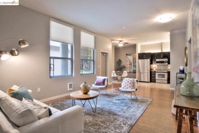1001 46Th St. #210, Emeryville, CA 94608 (#40823317) :: Estates by Wendy Team