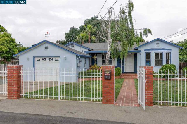 1749 Humphrey Drive, Concord, CA 94519 (#40823375) :: Estates by Wendy Team