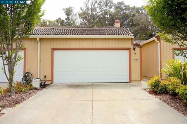 187 Mesa Ct, Hercules, CA 94547 (#40823421) :: Armario Venema Homes Real Estate Team