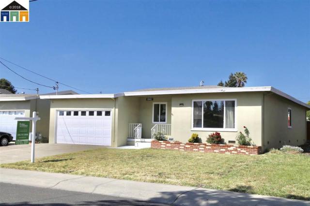 19162 Waverly Ave, Hayward, CA 94541 (#40823725) :: The Grubb Company
